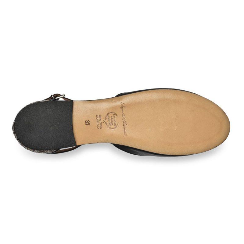 4d2cfb0df29901 Eleganckie damskie sandałki peep toe - Sergio Amaranti