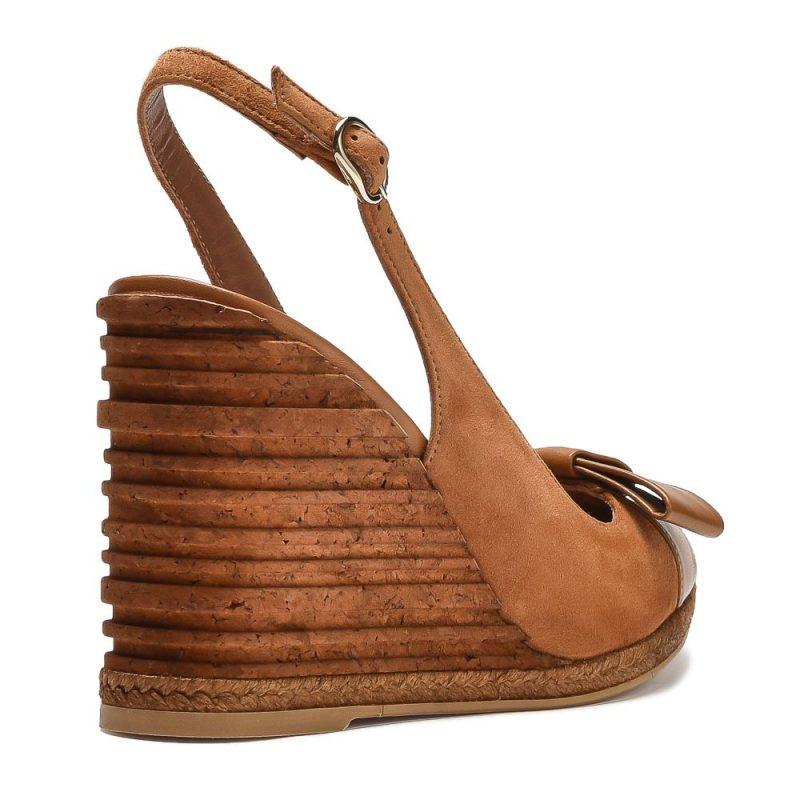 sandały na koturnie Pablo Gilabert