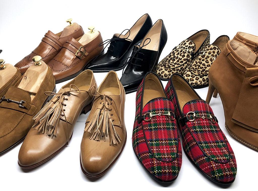 eleganckie obuwie damskie